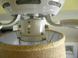 3 Light Ceiling Fan Light Kit by Ceiling Fan Drum Style Ceiling Fan With Light Drum Lamp Shade