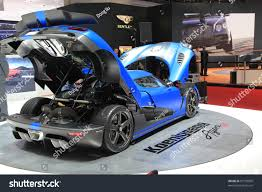 koenigsegg switzerland geneva march 8 koenigsegg agera r stock photo 97793009 shutterstock