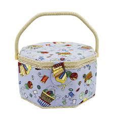 Handmade Fabric Crafts - new household storage basket handmade fabric crafts multi function