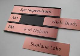 Desk Plates For Offices Name Placards Simple Office Desk Name Plates For Your Interior