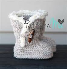 ugg crochet slippers sale best 25 baby boots pattern ideas on diy baby shoes