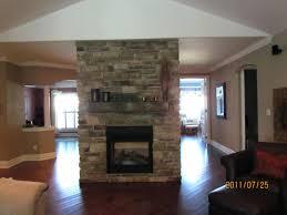 bioethanol fireplace open hearth doublesided inspiring white