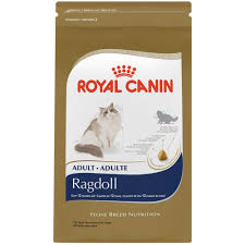 best cat food for ragdoll cats november 2017
