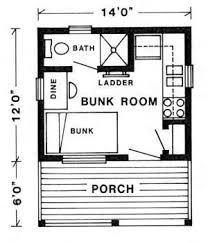 small cabin designs and floor plans tiny cing house plans the kenora ii cabin plans by techart