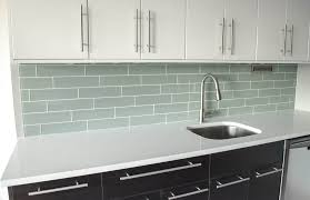Both Sides Of Kitchen Sink Clogged white kitchen grey worktop tile with wood border delta brizo