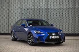 lexus is300h blue lexus is 300h f sport test project automotive