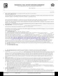 Free Real Estate Purchase Agreement Template by Preview Pdf Iowa Residential Real Estate Purchase Agreement Form 4