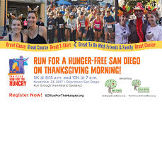san diego run for the hungry baker electric solar