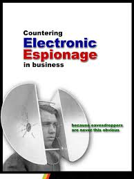 countering electronic espionage in business espionage surveillance