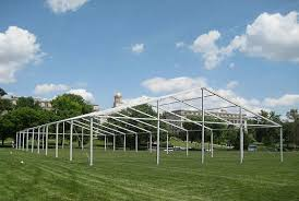 big tent rental 60 x 146 clearspan event structure rental in ia il mo wi
