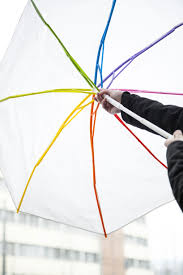the ginkgo polypropylene umbrella is 100 recyclable