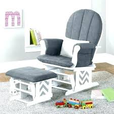 Rocking Chairs And Gliders For Nursery Glider Or Rocking Chair Nursery Glider Recliner Chair S S White