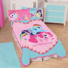 Pony Comforter My Little Pony Bedroom Bukit