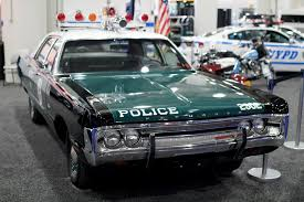 Dodge Challenger Police Car - the tuners and police cars of the 2017 new york auto show