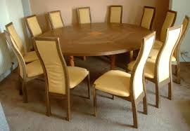 large round dining table for 12 dining room tables seat 12 dining room terrific large round dining