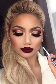 27 best winter makeup looks for the holiday season winter makeup
