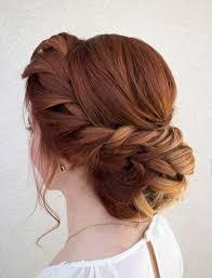 Hochsteckfrisurenen Mit Zopf by Schöne Haarfrisuren Für Jeden Anlass