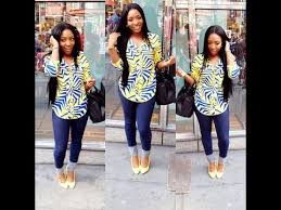 new ankara styles latest ankara style in town trendy and unique collection youtube