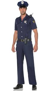 cop costume blue officer costume men s cop costume men s costume