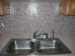 glass pedestal sink artistic kitchen backsplash tile designs with