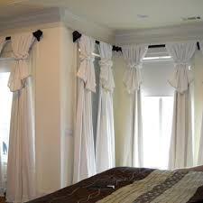 Ideas For Curtains Drapery Ideas Bedroom Drapery Ideas Internetunblock