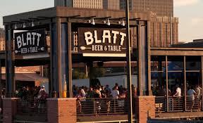 blatt beer and table menu blatt beer s new location in west omaha is now open go arts