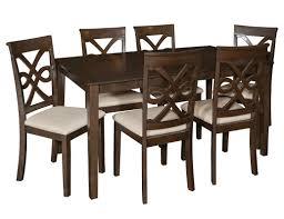 world menagerie duron 7 piece dining set u0026 reviews wayfair