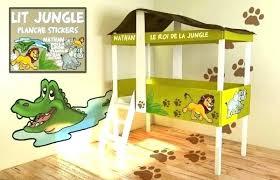 chambre garcon jungle chambre garcon jungle lit pour petit garaon lit pour petit garcon