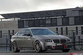 matte grey bmw official grey olive matte metallic bmw 550i by fostla de gtspirit