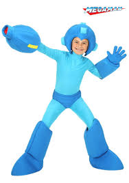 spongebob halloween costumes party city child mega man costume