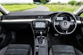 volkswagen passat 2017 white vw passat estate 2017 long term test review by car magazine