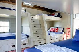 Bunk Beds Boston Boston Modern Bunk Beds Style With Wood Ceiling