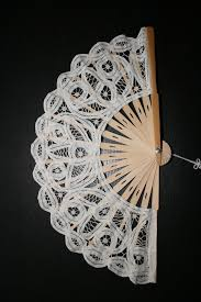 lace fan lace fan by cat in the stock on deviantart