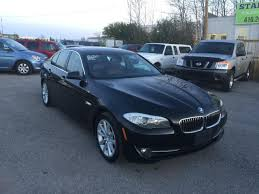 bmw 5 series for sale ontario used 2013 bmw 5 series 528i xdrive for sale in pickering ontario