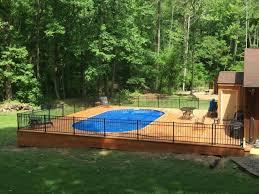 Inground Pool Ideas 27 Best Radiant Pools Backyard Innovators Challenge Images On