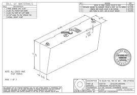 moeller 18 gal below deck fuel tank 032718