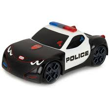 porsche model car touch u0027n u0027 go racer police car at little tikes