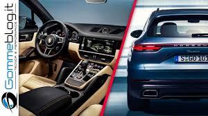 Porsche Cayenne Redesign - 2018 new porsche cayenne official interior exterior design youtube