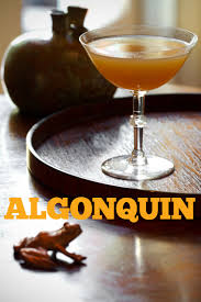 vermouth martini algonquin cocktail rye vermouth and pineapple juice sippitysup