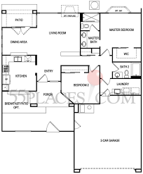 austin floorplan 1196 sq ft sun city summerlin 55places com