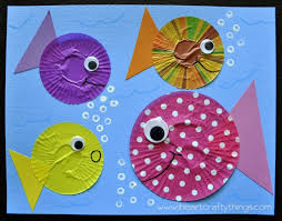 Garden Crafts For Kids - 15 cupcake liner crafts for kids i heart crafty things