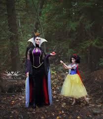 Mother Daughter Halloween Costume 7 Mom Dress Disney Princesses Villains