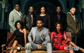 Vanessa Bell Calloway Naked - saints sinners tv show on bounce tv canceled or renewed