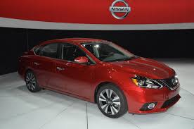 nissan sentra with rims 2016 nissan sentra debuts at the los angeles auto show
