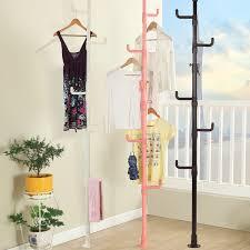 indoor bedroom clothes hanger rack creative korea style modern