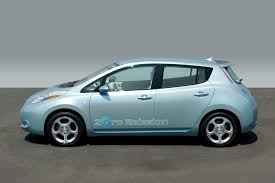 nissan leaf for sale should you buy an electric car cbs news
