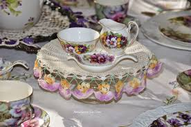 little tea table set bernideen s tea time cottage and garden springtime table for
