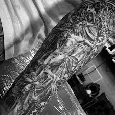 50 jesus sleeve designs for religious ink ideas