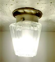 Light Bulb Ceiling Fixture Be Careful Using Led Replacement Lights In Enclosed Fixtures