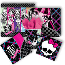 Monster High Room Decor Ideas Monster High Decorations At Party City Monster High Decorations